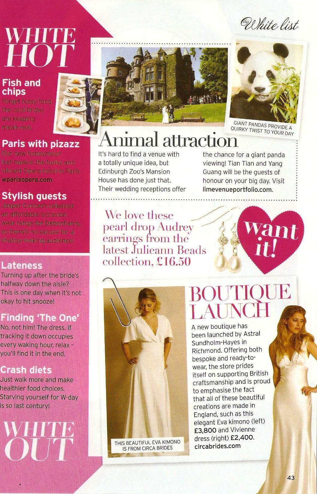 Perfect Wedding Coverage - May 2012